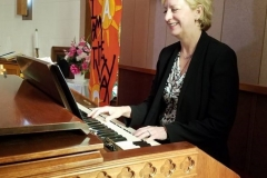 Organist-at-Table-Rock